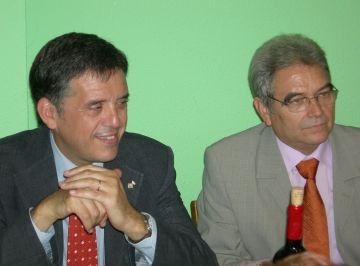 El Centro Castellano-Manchego distingeix l'alcalde com a 'Quijote' de l'any