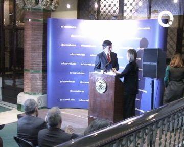 Premi a la ciutat per la seva tasca en l'orientació acadèmica i professional