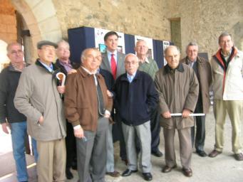 L'exposició de la Penya Regalèssia al Museu de Sant Cugat s'allarga fins a finals de mes