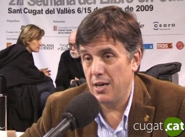 Lluís Recoder: 'Aquests són els meus principis i si no agraden jo sóc així'