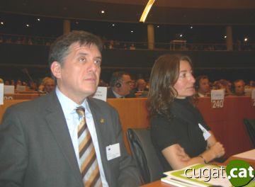 Segellat el pacte d'alcaldes contra el canvi climàtic