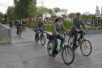 L'Ajuntament opta per la bicicleta per als desplaçaments curts dels seus treballadors
