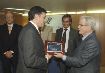 Sant Cugat rep el premi a l'Ajuntament més transparent