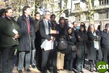 Ofensiva de CiU contra l'augment 'abusiu' de les tarifes del transport públic metropolità