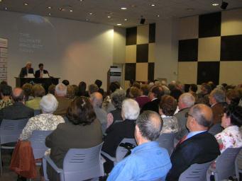 Recoder explica el canvi climàtic a l'AEU