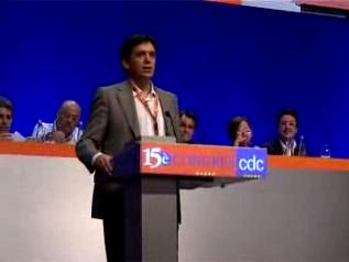 La nova direcció de CDC incorpora Lluís Recoder