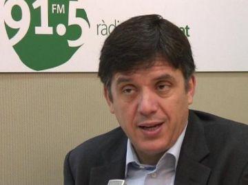 Lluís Recoder: 'No ens convé la declaració de zona catastròfica'