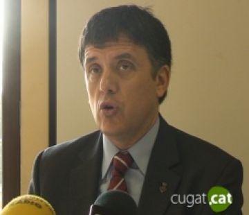 Lluís Recoder participa avui al programa '59 segundos'