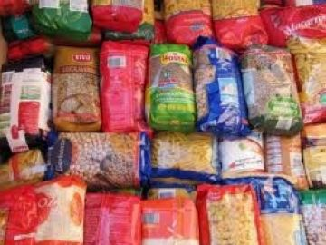 Càritas farà la col·lecta d'aliments diumenge vinent