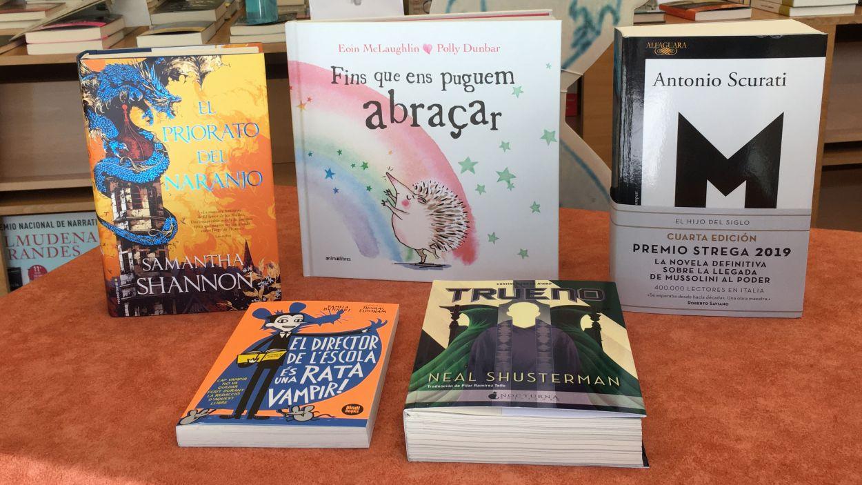 El Celler de Llibres et proposa les lectures imprescindibles de l'estiu / Font: Cugat Mèdia