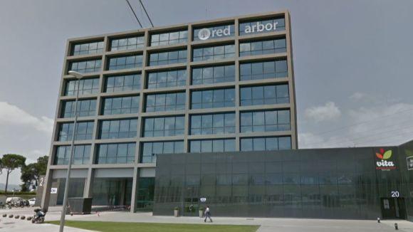 La seu de Red Arbor a Sant Cugat està instal·lada al Camí de Ca n'Ametller / Foto: Google Maps