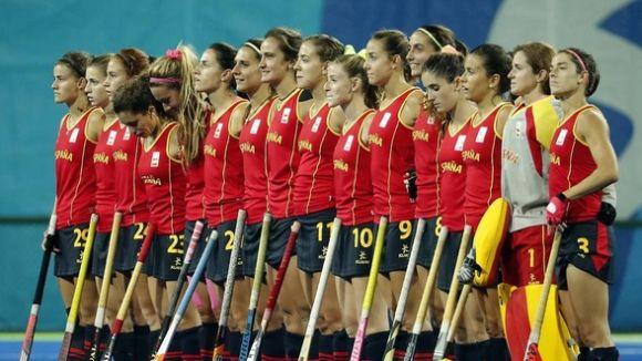 Les 'Red Sticks' Petchamé i Guinea s'imposen a Alemanya amb la primera victòria dels Jocs