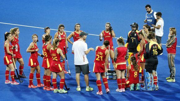 Petchamé, Guinea i les 'Red Sticks' cauen a quarts i diuen adéu a la medalla