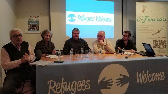 Refugees Welcome porta els dos primers refugiats a Sant Cugat i demana més suport a l'administració