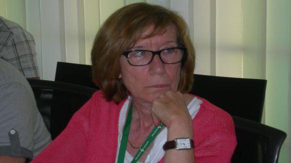 Casamitjana, única candidata a encapçalar la llista d'ICV-EUiA a les locals