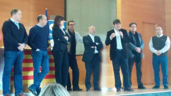 Demòcrates de Catalunya incorpora dos santcugatencs a la direcció regional