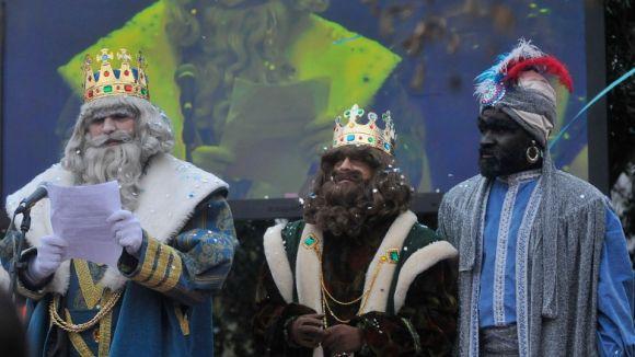 Viu l'arribada dels Reis d'Orient amb Cugat.cat