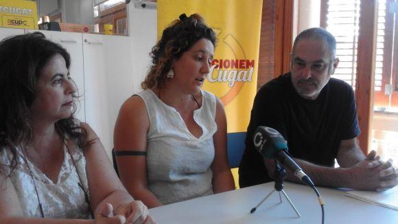 La CUP-PC proposa Núria Gibert per presidir el consell de barri de la Floresta