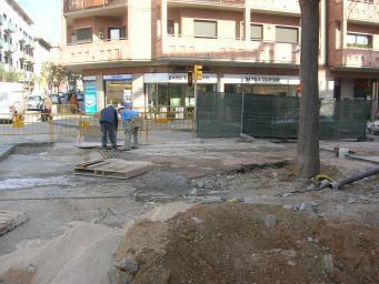 La remodelació de la Rambla del Celler i la nova Plaça de la Vila s'enllestiran abans de la Festa Major