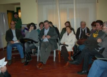 La política social, eix de la sessió de 'Repensem Sant Cugat' d'ICV