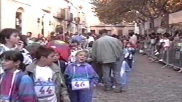 Cugat.cat repassa la història de la Marxa Infantil