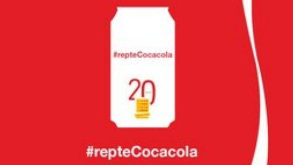 El Terra Dolça s'adhereix al #repteCocacola