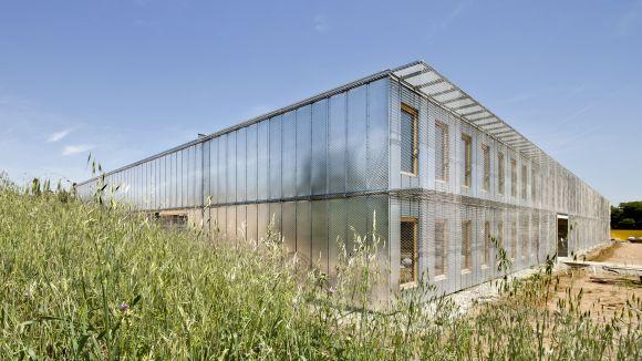 Els habitatges universitaris de l'ETSAV, distingits amb el segell Verde per la Green Building Challenge