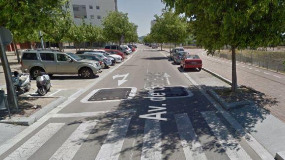 L'Ajuntament instal·la ressalts a vuit carrers per reduir la velocitat dels vehicles