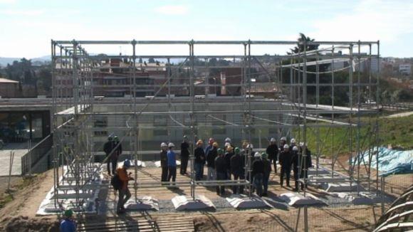 Alumnes de l'ETSAV graven un 'time-lapse' per impulsar el projecte Ressò
