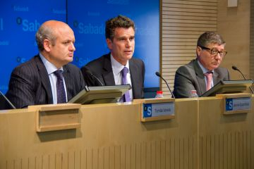 Banc Sabadell té un benefici net atribuït de 164'3 milions d'euros