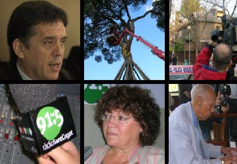 Alguns dels protagonistes del 2007