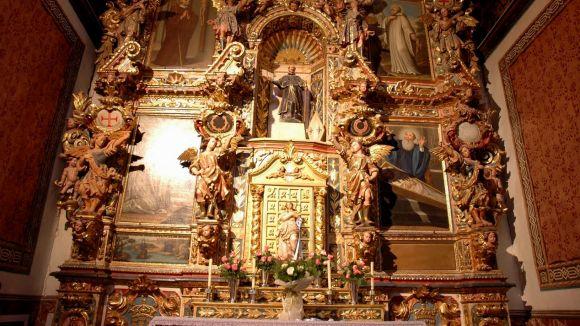 Retaula de Sant Benet / Foto: Catalonia Sacra