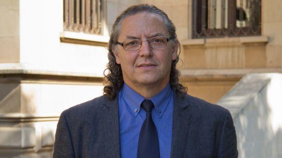 El nou rector de la UPC, Antoni Fossas / Font: UPC