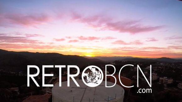 RetroBCN ha sobrevolat La Floresta // Foto: RetroBCN.com