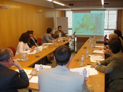 La Cambra de Terrassa demana el pas del TGV de passatgers pel Vallès al Llibre Blanc per a les Infraestructures de l'EURAM