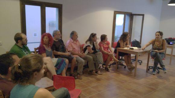 La CUP-Crida Constituent aposta pel boca-orella per la campanya electoral