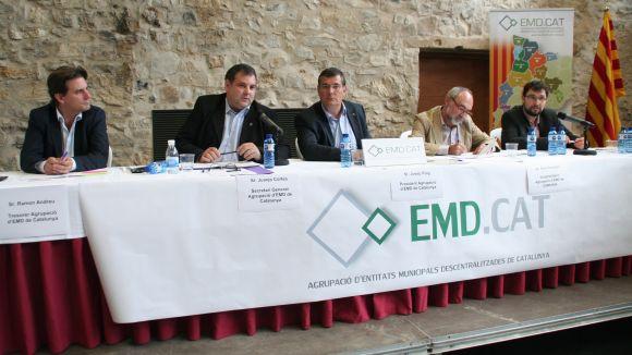 L'EMD de Valldoreix trenca una llança a favor dels governs locals
