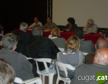 L'EMD es reuneix amb els veïns i comerciants afectats per les obres de Jacint Verdaguer