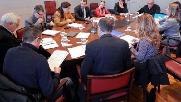 La LRSAL centra l'última reunió de l'Eurocities