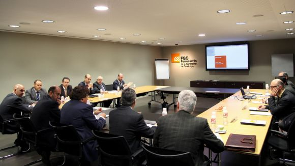 FGC acull la segona reunió de l'Observatori del Civisme en el Transport Ferroviari