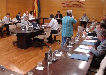 Els alcaldes de la comarca reclamen al govern espanyol que els retorni l'IVA de les seves despeses per fer noves inversions