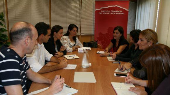 Els alcaldes comarcals dissenyen un pla d'actuació davant Salut per la planificació d'equipaments sanitaris