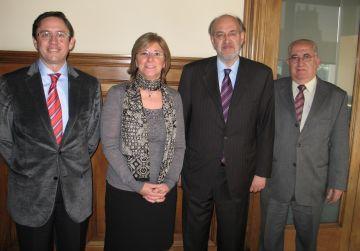 Sant Cugat Empresarial demana a la consellera de Justícia un partit judicial propi per a Sant Cugat