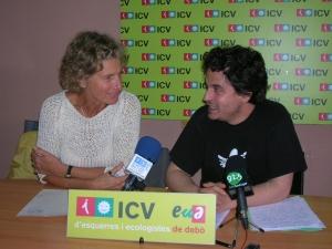 ICV-EUiA vol revitalitzar la Mesa de Residus per millorar la gestió de les escombraries
