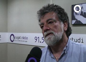 L'artista Lluís Ribas torna a posar en marxa el projecte Art Solidari