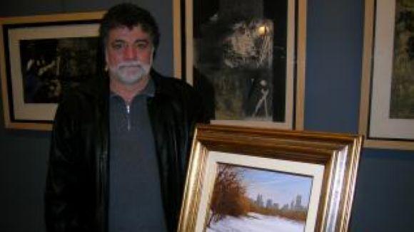 Presència santcugatenca a la fira internacional d'art d'Estrasburg
