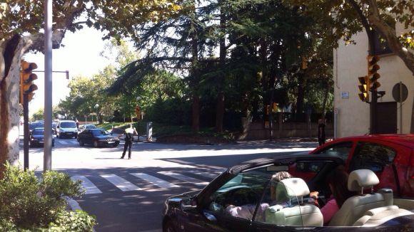 Resolt el problema semafòric de l'avinguda de Gràcia