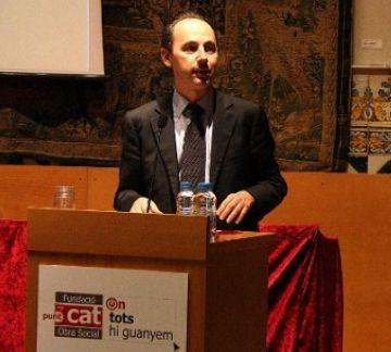 L'empresari Ricard Huguet, nou president de la fundació puntCAT