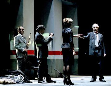 La revisió de Portaceli del clàssic 'Ricard II' arriba avui al Teatre-Auditori