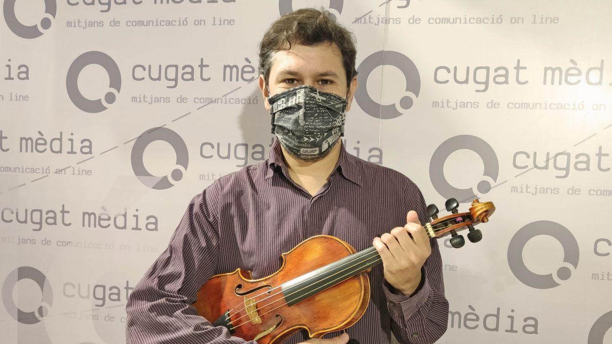 Ricard Renart / Foto: Cugat Mèdia